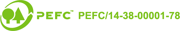 Certificat PEFC en Meubles LUFE